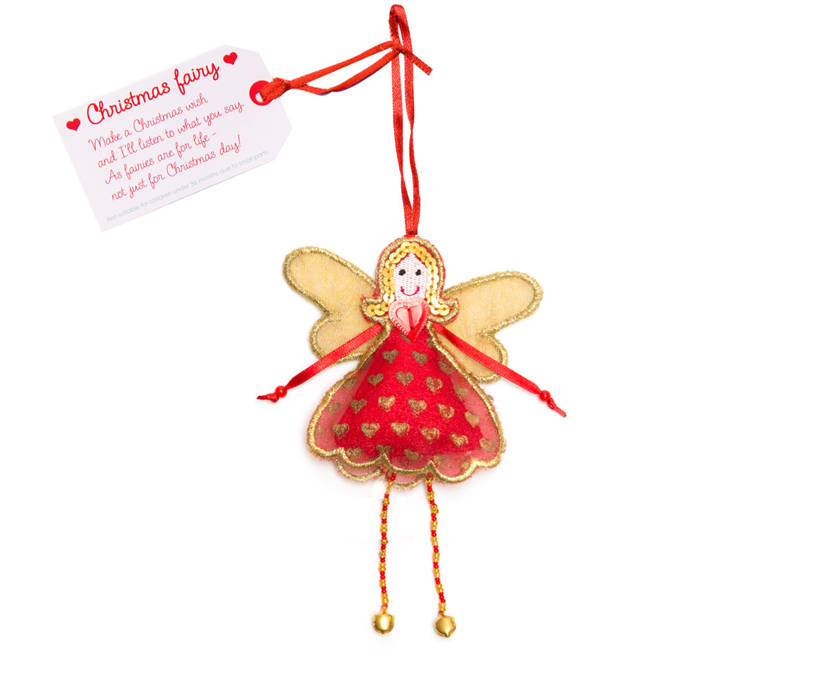 Christmas fairy believe you can com