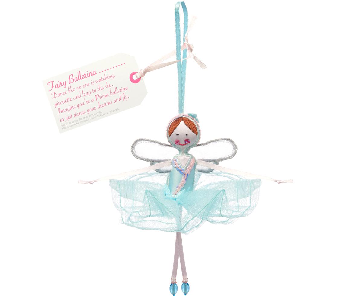 Fairy Ballerina - Blue