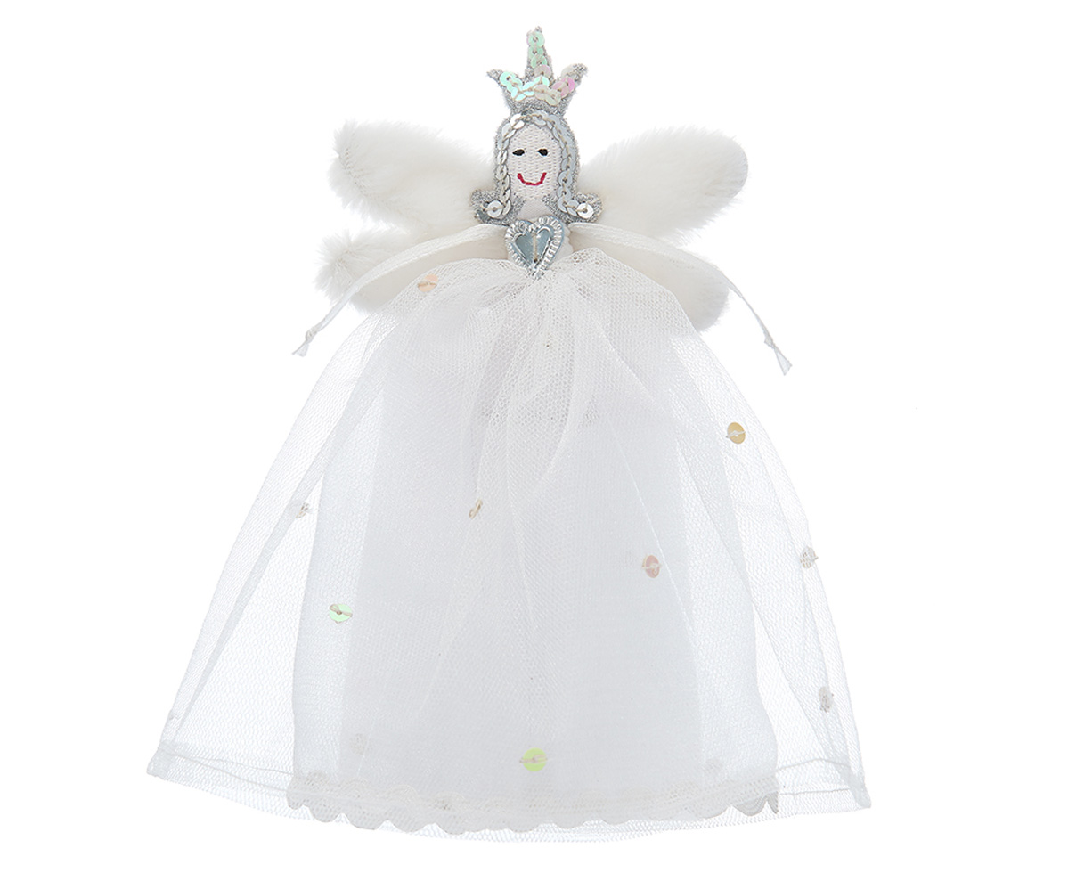 Christmas Fairy Tree Topper Believe You Can