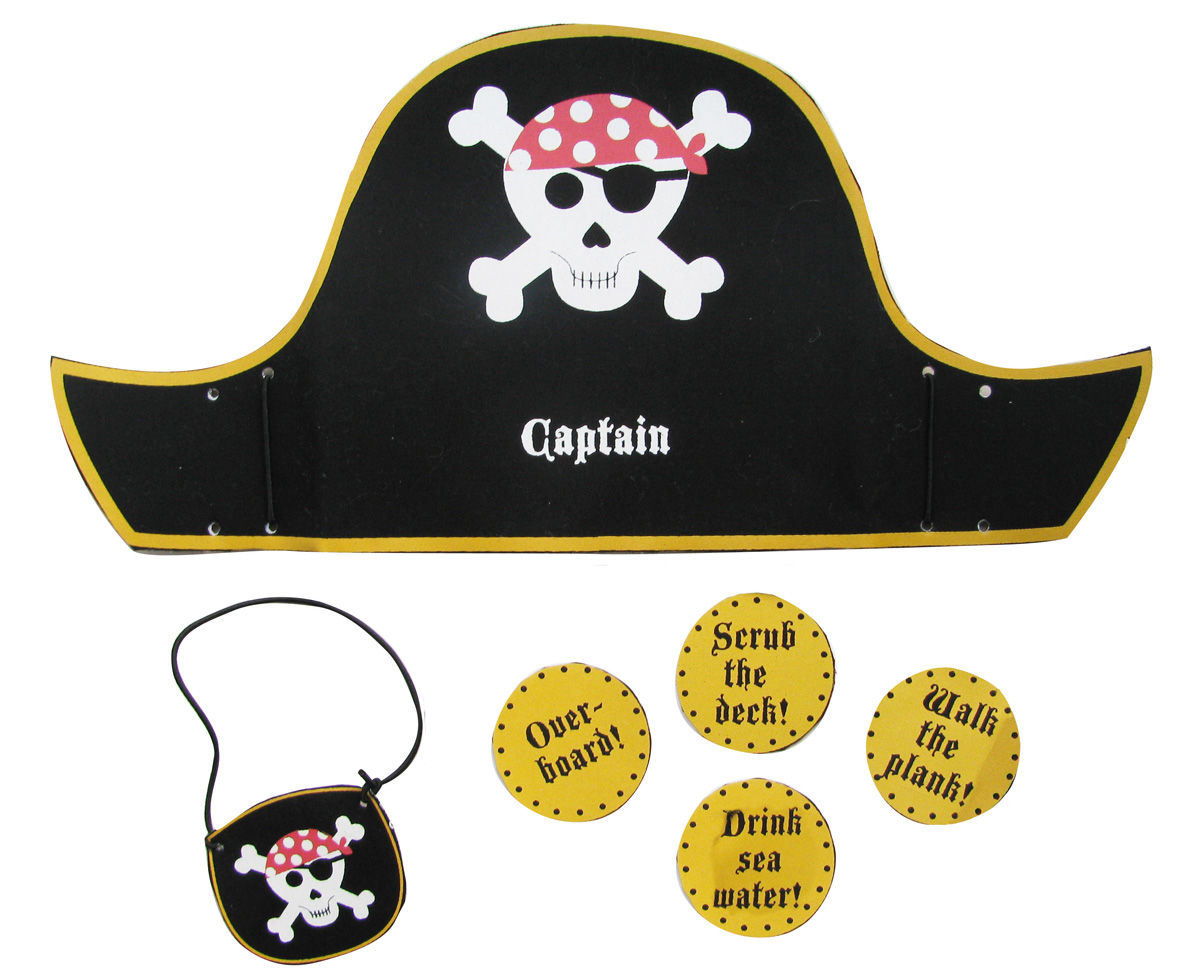 How+To+Make+Pirate+Crafts pirate hat template Quotes
